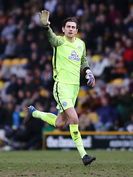 Luke McGee of Peterborough United - Mandatory by-line: Joe Dent/JMP - 04/03/2017 - FOOTBALL - Coral Windows Stadium - Bradford, England - Bradford City v Peterborough United - Sky Bet League One