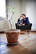 Sabine Timoteo, Schauspielerin. © Adrian Moser