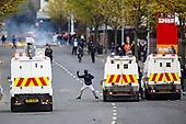 UK, NI Belfast Tensions