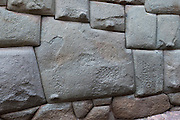 Inca stonework, Cusco, Urubamba Province, Peru