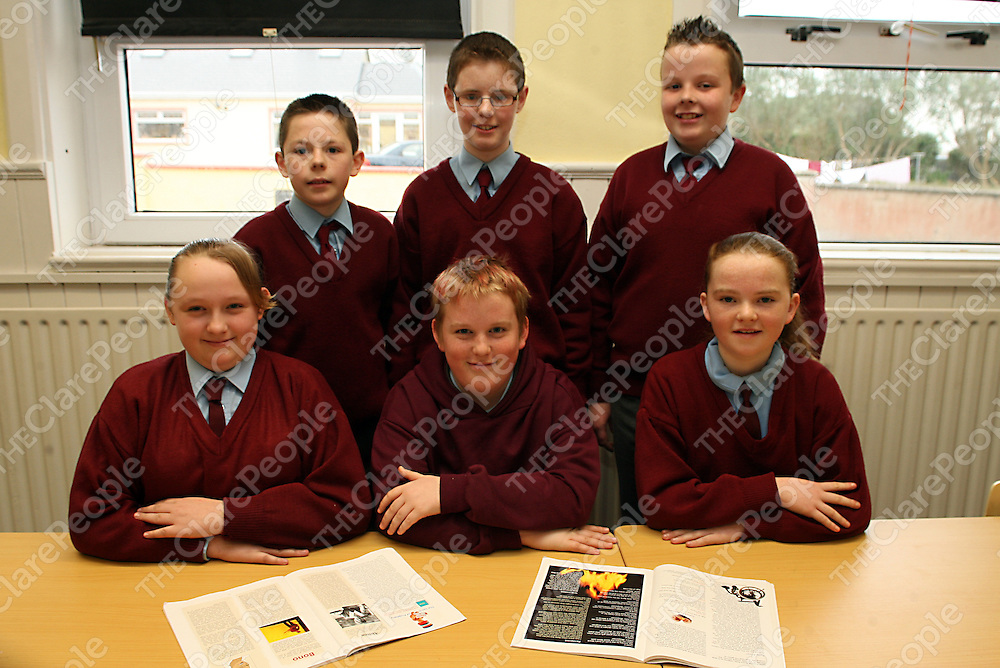 Quilty Confirmation class.<br /> Photograph by Yvonne Vaughan