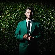 GOLD COAST, AUSTRALIA - NOVEMBER 05:  2013 Masters winner Adam Scott of Australia poses for a portrait at Royal Pines Resort on November 5, 2013 on the Gold Coast, Australia.  (Photo by Chris Hyde/Getty Images)