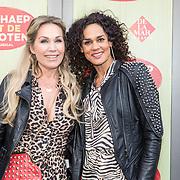 NLD/Amsterdam/20190414 - Premiere 't Schaep met de 5 Pooten, Tanja Jess en Chimene van Oosterhout