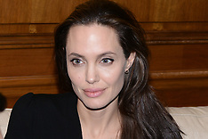 FILE: Angelina Jolie - 3 May 2017
