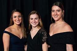 18-12-2019 NED: Sports gala NOC * NSF 2019, Amsterdam<br /> The traditional NOC NSF Sports Gala takes place in the AFAS in Amsterdam / Larissa Nüsser, Bo van Wetering