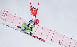 19.12.2018, Saalbach Hinterglemm, AUT, FIS Weltcup Ski Alpin, Riesenslalom, Herren, 1. Lauf, im Bild Zan Kranjec (SLO) // Zan Kranjec of Slovenia in action during his 1st run of men's Giant Slalom of FIS ski alpine world cup. Saalbach Hinterglemm, Austria on 2018/12/19. EXPA Pictures © 2018, PhotoCredit: EXPA/ JFK