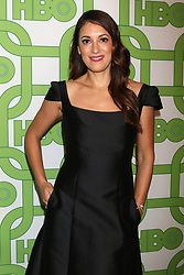 January 6, 2019 - Beverly Hills, CA, USA - LOS ANGELES - JAN 6:  Angelique Cabral at the 2019 HBO Post Golden Globe Party at the Beverly Hilton Hotel on January 6, 2019 in Beverly Hills, CA (Credit Image: © Kay Blake/ZUMA Wire)