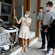 3.9.2021 Children Health Ireland new ECHO machine
