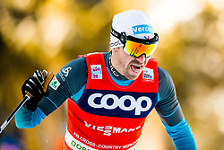 December 16, 2017 - Toblach, ITALY - 171216 Maurice Magnificat of France competes in men's 15km interval start free technique during FIS Cross-Country World Cup on December 16, 2017 in Toblach..Photo: Jon Olav Nesvold / BILDBYRN / kod JE / 160104 (Credit Image: © Jon Olav Nesvold/Bildbyran via ZUMA Wire)