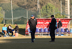 The coached king Maurizio will be after the conefernaz during the training of the naples