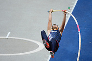 Axel Chapelle (FRA) competes in Pole Vault Men during the European Championships 2018, at Olympic Stadium in Berlin, Germany, Day 4, on August 10, 2018 - Photo Photo Julien Crosnier / KMSP / ProSportsImages / DPPI
