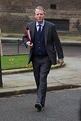© Licensed to London News Pictures.08/12/2020. London, UK. Alister Jack Secretary os state for Scotland arrives at Downing Street. Boris Johnson witnessed coronavirus vaccinations being given this morning as the biggest immunisation campaign in U.K. history begins. The first Pfizer jab was administered in Coventry to 90-year-oldPhoto credit: Marcin Nowak/LNP