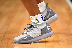 October 19, 2018 - Los Angeles, CA, U.S. - LOS ANGELES, CA - OCTOBER 19: Los Angeles Clippers Guard Avery Bradley (11) Nike shoes during a NBA game between the Oklahoma City Thunder and the Los Angeles Clippers on October 19, 2018 at STAPLES Center in Los Angeles, CA. (Credit Image: © Brian Rothmuller/Icon SMI via ZUMA Press)