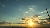 405 sunset