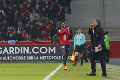 Lille vs Montpellier - 10 March 2018