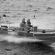 Reddingsbrigade Huizen nieuwe boot de Gooier