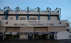 A general view of The Den, home of Millwall - Mandatory by-line: Joe Dent/JMP - 28/02/2017 - FOOTBALL - The Den - London, England - Millwall v Peterborough United - Sky Bet League One