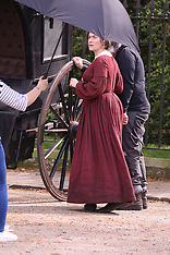 Kate Winslet is seen on set of Ammonite - 23 April 2019