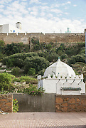 Safi, Morocco, Small mosque on potters hill