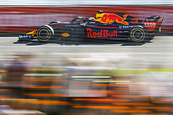 March 23, 2018 - Melbourne, Victoria, Australia - RICCIARDO Daniel (aus), Aston Martin Red Bull Tag Heuer RB14, action during 2018 Formula 1 championship at Melbourne, Australian Grand Prix, from March 22 To 25 - Photo  Motorsports: FIA Formula One World Championship 2018, Melbourne, Victoria : Motorsports: Formula 1 2018 Rolex  Australian Grand Prix, (Credit Image: © Hoch Zwei via ZUMA Wire)