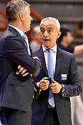 DESCRIZIONE : Pistoia Lega A 2014-2015 Giorgio Tesi Group Pistoia Granarolo Bologna<br /> GIOCATORE : Roberto Chiari Arbitro<br /> CATEGORIA : Arbitro pregame<br /> SQUADRA : arbitro<br /> EVENTO : Campionato Lega A 2014-2015<br /> GARA : Giorgio Tesi Group Pistoia Granarolo Bologna<br /> DATA : 09/11/2014<br /> SPORT : Pallacanestro<br /> AUTORE : Agenzia Ciamillo-Castoria/GiulioCiamillo<br /> GALLERIA : Lega Basket A 2014-2015<br /> FOTONOTIZIA : Pistoia Lega A 2014-2015 Giorgio Tesi Group Pistoia Granarolo Bologna<br /> PREDEFINITA :