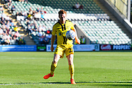 Stephen Quinn (23) of Burton Albion during the EFL Sky Bet League 1 match between Plymouth Argyle and Burton Albion at Home Park, Plymouth, England on 20 October 2018.