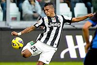 Arturo Vidal Juventus.Calcio Juventus vs Atalanta.Serie A - Torino 16/12/2012 Juventus Stadium .Football Calcio 2012/2013.Foto Federico Tardito Insidefoto.