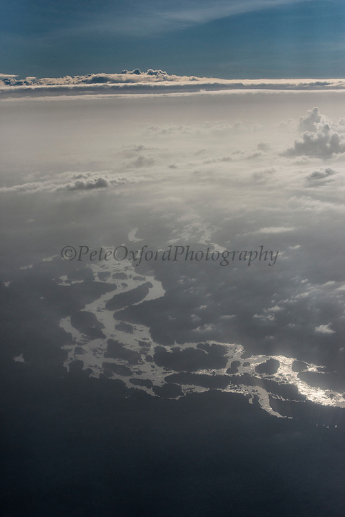 Mazaruni River<br /> GUYANA<br /> South America<br /> Longest river in Guyana