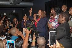 Letitia James wins the Democratic primary for Attorney General - 14 Sept 2018