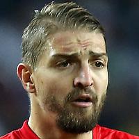 Uefa Euro FRANCE 2016 - <br /> Turkey National Team - <br /> Caner Erkin