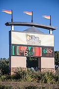 OC Fair and Event Center Monument