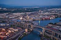 West Seattle Bridge & Duwamish Waterway