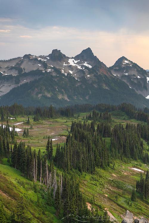 Tatoosh Range, Mount Rainier National Park Washington