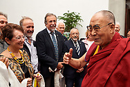 Dalai Lama Italy 2017