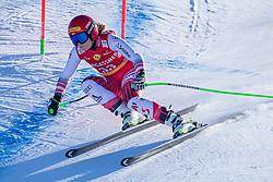 10.01.2020, Keelberloch Rennstrecke, Altenmark, AUT, FIS Weltcup Ski Alpin, Abfahrt, Damen, 2. Training, im Bild Ricarda Haaser (AUT) // Ricarda Haaser of Austria in action during her 2nd training run for the women's Downhill of FIS ski alpine world cup at the Keelberloch Rennstrecke in Altenmark, Austria on 2020/01/10. EXPA Pictures © 2020, PhotoCredit: EXPA/ Johann Groder