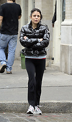Jan. 30, 2013 - New York City, NY, USA - TV personality Bethenny Frankel looks glum and make up free as she walks in her Tribeca neighborhood on January 30 2013 in New York City  (Credit Image: © Curtis Means/Ace Pictures/ZUMAPRESS.com)