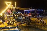Night Scenes Around the Playa - https://Duncan.co/Burning-Man-2021