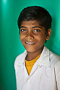 This young boy is 15 and in 9th class at school.  He was rescued from working by CLAP when he was 10.  Sunil worked rolling beet/tobacco in the Baramba district of Orissa, India. CLAP, Committee for Legal Aid to Poor is a non-profit organisation based in the Orissa region of India.