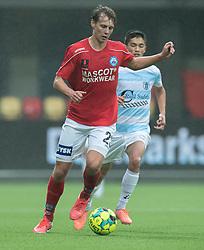 Anders Hagelskjær (Silkeborg IF) under kampen i 1. Division mellem Silkeborg IF og FC Helsingør den 21. november 2020 i JYSK Park (Foto: Claus Birch).