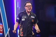 PDC World Darts Championship, 17-12-2019. 171219