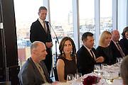 Sir Nicholas Serota, Per Kirkeby Opening Reception and Dinner. Tate Modern. 16 June 2009.