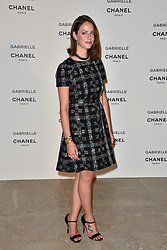 """Kaya Scodelario attending the party for the new Chanel perfume """"Gabrielle"""", at the Palais de Tokyo in Paris, France, on July 4, 2017. Photo by Alban Wyters/ABACAPRESS.COM"""