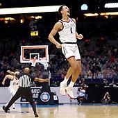 April 03, 2021 - IN: NCAA Men's Basketball Tournament - Final Four - UCLA v Gonzaga