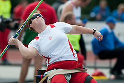 KORNOBYS Lucyna, 2014 IPC European Athletics Championships, Swansea, Wales, United Kingdom