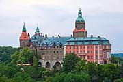 Zamek Książ, Polska<br /> Książ Castle, Poland