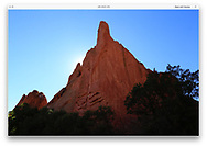 Garden of the Gods Park, Colorado Springs, Colorado, USA