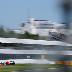 Belgium's Jerome d'Ambrosio drives the Marussia Virgin Racing MVR-02 during practice for the 2011 Formula 1 Canadian Grand Prix, Montral, QC.