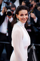 Actress Juliette Binoche at the Okja gala screening,  at the 70th Cannes Film Festival Friday 19th May 2017, Cannes, France. Photo credit: Doreen Kennedy