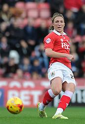 Bristol City's Luke Ayling - Photo mandatory by-line: Dougie Allward/JMP - Mobile: 07966 386802 - 01/11/2014 - SPORT - Football - Bristol - Ashton Gate - Bristol City v Oldham Athletic - Sky Bet League One