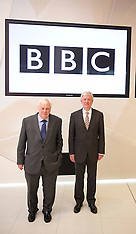 NOV 22 2012 New Director-General arriving at the BBC